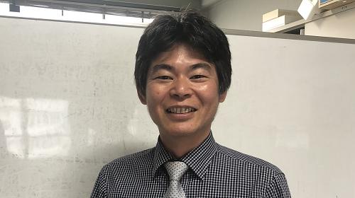 ― 笑顔が素敵な山田先生―