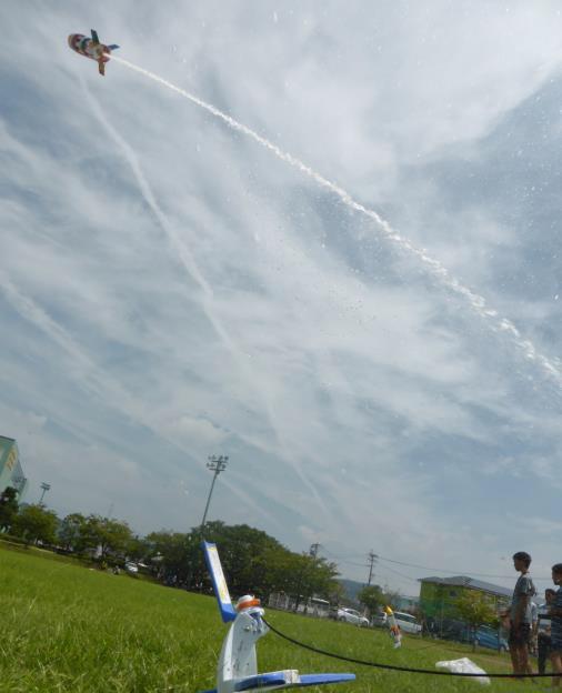 -ペットボトルロケット7-