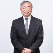情報電子システム工学科学科長 當金 一郎