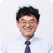 航空工学科学科長教授 野田晋二